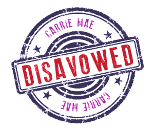DisavowedStamp